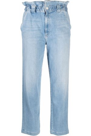 MOTHER Mujer Rectos - Jeans Yoyo Ruffle Greaser