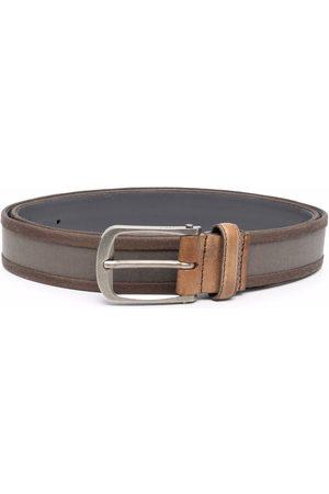 LANVIN Cinturón con diseño de dos tonos