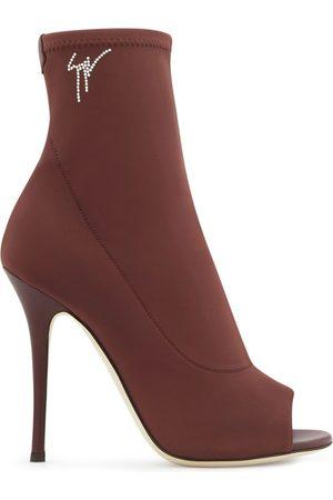 Giuseppe Zanotti Botas estilo calcetín Lacey