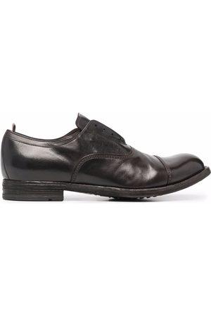 Officine Creative Zapatos oxford sin agujetas