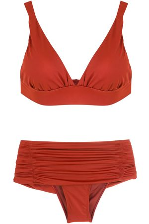 Brigitte Mujer Bikinis - Bikini con detalle fruncido