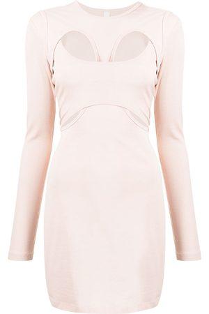 DION LEE Mujer Playeras - Vestido estilo playera transpirable