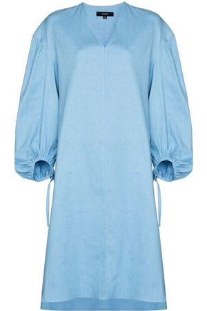 Joseph Mujer Vestidos - Vestido Duna con puños con lazo