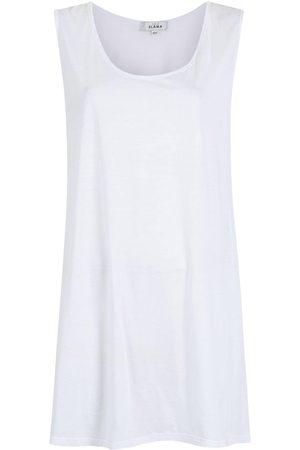 AMIR SLAMA Vestido estilo camiseta