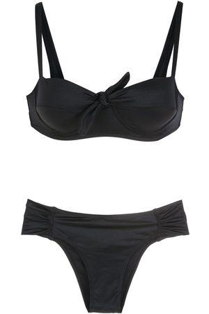 Brigitte Bikini con detalle de nudo