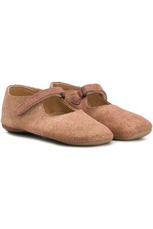 PèPè Glitter ballerina shoes