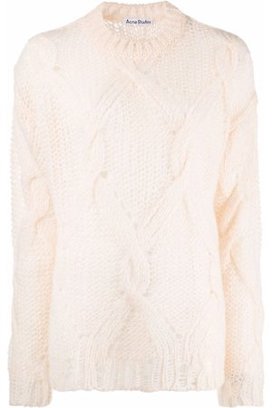 Acne Studios Mujer Suéteres - Jersey a rayas