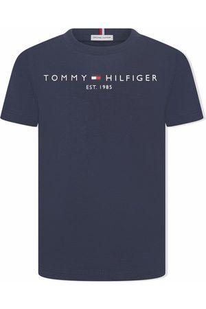 Tommy Hilfiger Niño Playeras - Playera con logo estampado