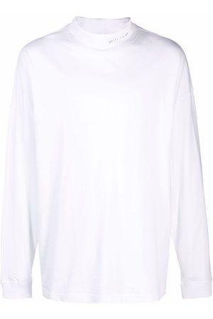 1017 ALYX 9SM Hombre Playeras - Camiseta oversize con logo