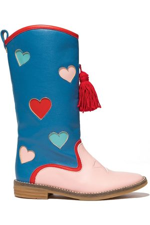 Stella McCartney Botas altas Hearts