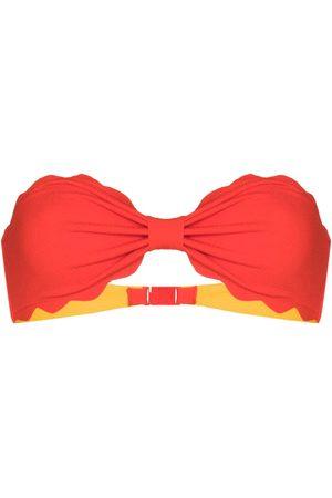 Marysia Mujer Bikinis - Antibes bandeau bikini top