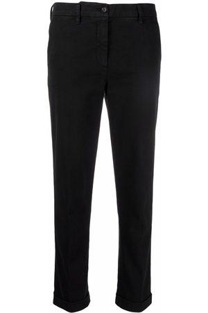 Aspesi Mujer Slim y skinny - Pantalones slim de talle medio
