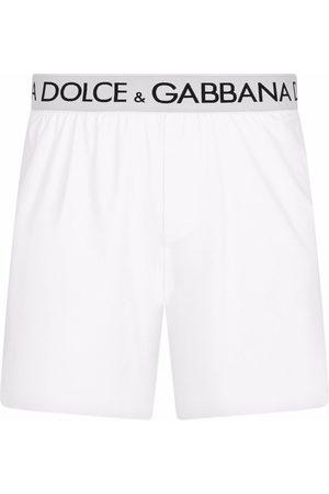 Dolce & Gabbana Hombre Boxers y trusas - Bóxer con logo en la pretina