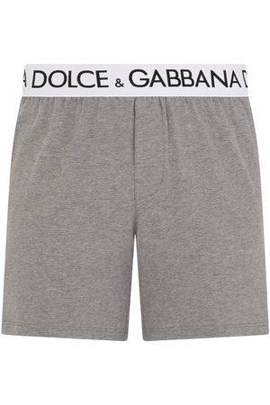Dolce & Gabbana Hombre Boxers y trusas - Bóxer con logo en la cintura