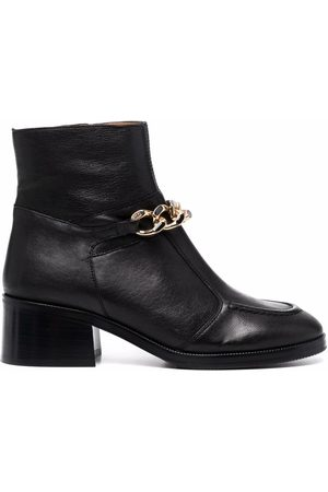 See by Chloé Mujer Botines - Chain-link ankle boots