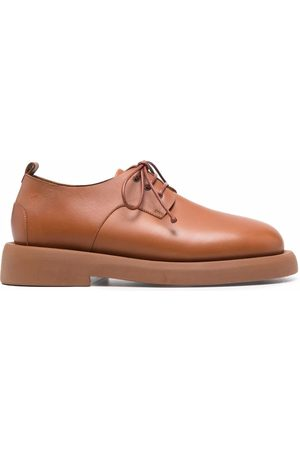 MARSÈLL Mujer Zapatos - Leather lace-up shoes