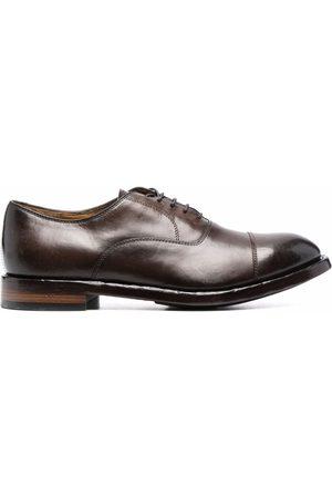 Officine creative Hombre Oxford - Zapatos oxford con agujetas