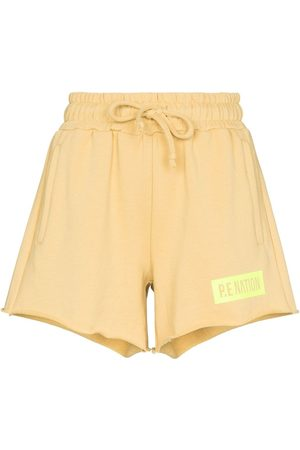 P.E Nation Mujer Shorts - Stability high-waisted shorts