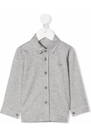 Il gufo Camisas - Camisa lisa con botones