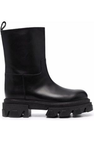 P.a.r.o.s.h. Mujer Botas y Botines - Koba chunky boots