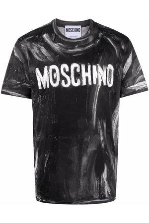 Moschino Playera con logo