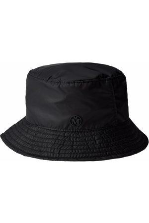 Le Mont St Michel Mujer Sombreros - Embossed-logo plaque bucket hat