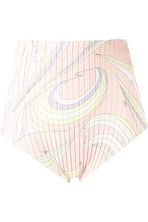 Emilio Pucci Shorts tejidos