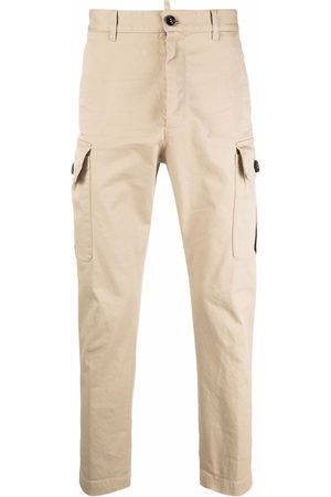 Dsquared2 Hombre Cargo - Straight-leg cargo trousers
