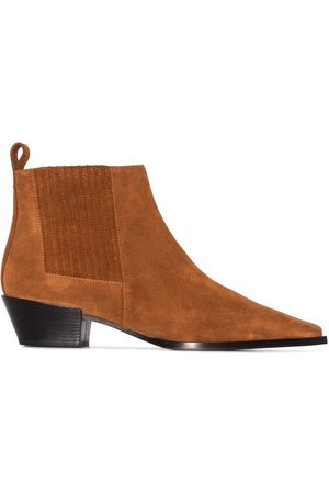 Aeyde Mujer Botines - Bea suede ankle boots