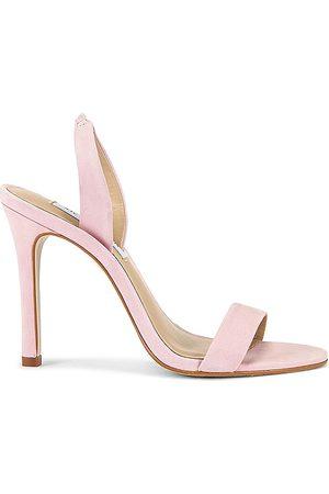Steve Madden Sandalia marbella en color talla 10 en - Pink. Talla 10 (también en 6, 6.5, 7, 7.5, 8, 8.5, 9, 9.5).