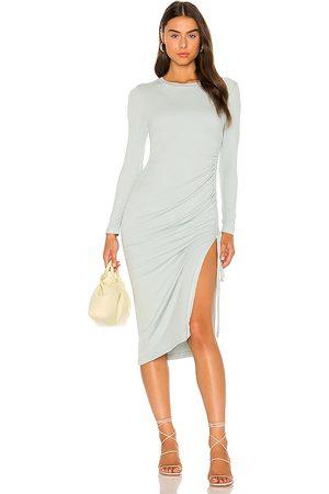 SNDYS Mujer Vestidos - Vestido winter en color baby blue talla L en - Baby Blue. Talla L (también en XS, S, M, XL).