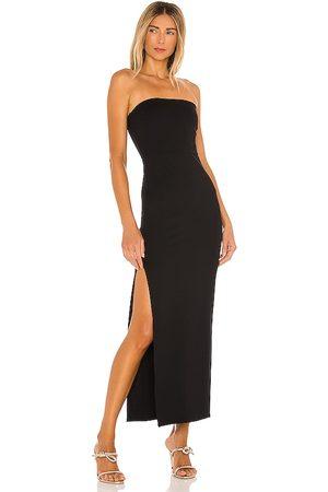 NBD Vestido dream en color talla M en - Black. Talla M (también en XS, S).
