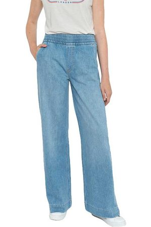 Pepe Jeans Mujer Jeans - Vaqueros Marylou 28 Denim