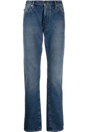 OFF-WHITE Jeans tapered de corte slim
