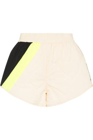 P.E Nation Mujer Shorts - Destroyer high waisted shorts