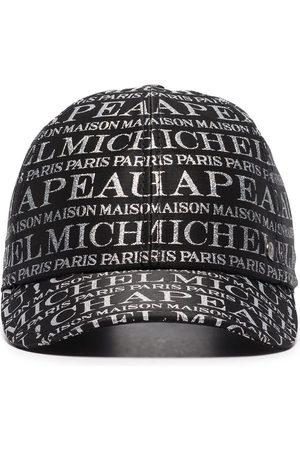 Maison Michel MMHE TIGER LOGO BASEBALL HAT