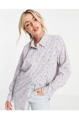 Heartbreak Shirt in ditsy floral print