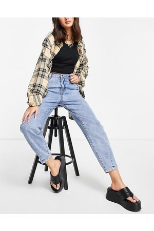 Object Mujer Jeans - Slouch jeans in blue