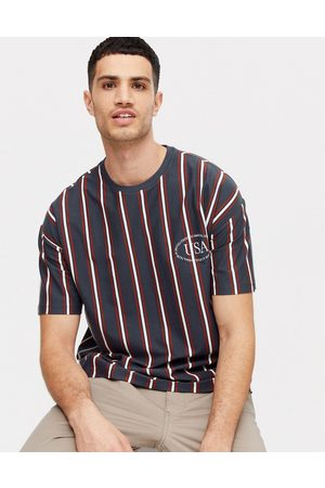 New Look Vertical striped t