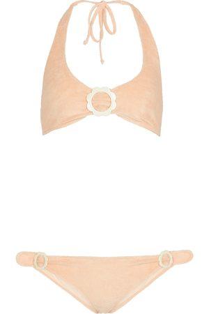 Lisa Marie Fernandez Scallop bikini
