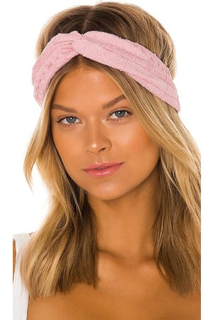 Hunza G Banda pelo nile en color rosado talla all en - Pink. Talla all.