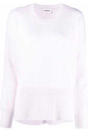 P.a.r.o.s.h. Mujer Suéteres - Suéter tejido holgado