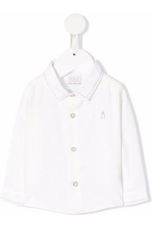 PAZ RODRIGUEZ Camisas - Stitch detail shirt