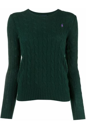 Polo Ralph Lauren Mujer Suéteres cerrados - Polo Pony cable-knit jumper