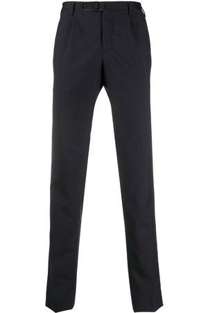 Incotex Hombre De vestir - Pantalones de vestir con tiro medio