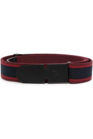 Tod's Cinturón con detalle de rayas