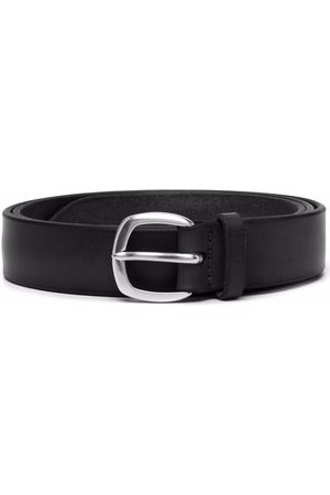 Orciani Buckle-fastening leather belt