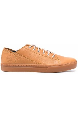 Timberland Low-top leather sneakers