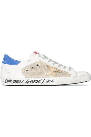 Golden Goose Hombre Tenis - SUPER STAR WHT SNKR