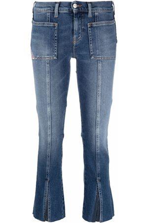 Diesel Mujer Capri o pesqueros - Cropped-leg jeans